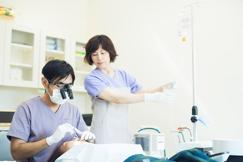 きめ細やかな診察と治療