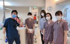 医院見学に行ってきました。